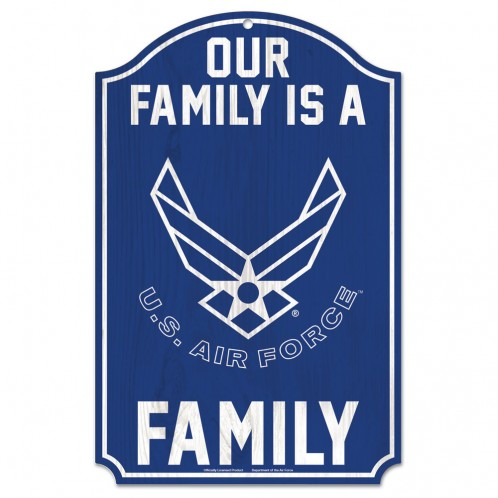 Air Force Signs, Plaques & Decals