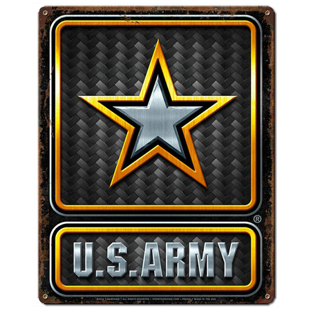 Army Signs & Plaques