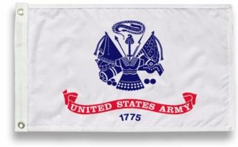 Military-Grade Nylon Army Flags