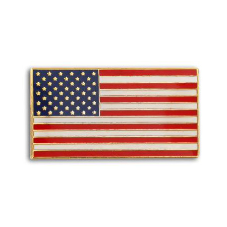 Patriotic Pins, Patches & Decals