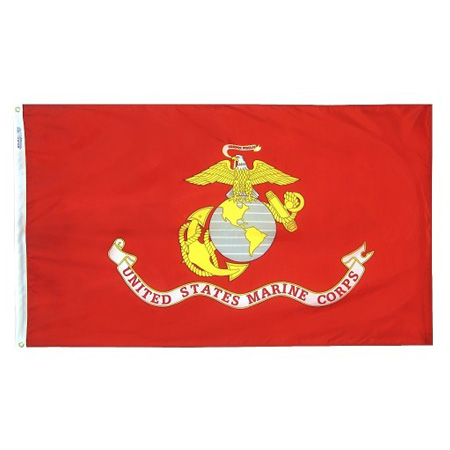 USMC Flags & Banners