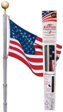 Liberty Telescoping Flagpole Kit