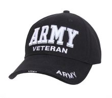 Army Veteran-Low Profile Cap