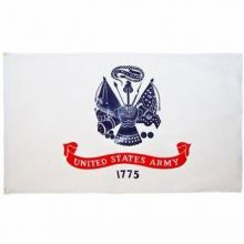 Economy Printed Army Flag - 2 ft X 3 ft