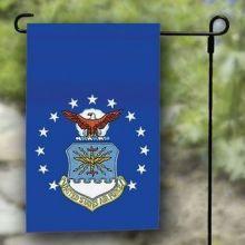 Air Force Garden Banner
