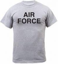 Grey US Air Force Physical Training T-Shirt