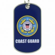 U.S. Coast Guard Dog Tag
