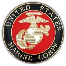 US Marine Corps Pin