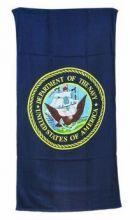 US Navy Beach Towel