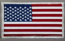 U.S. Flag Patch (left hand version)
