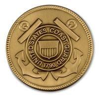 Coast Guard Service Medallion