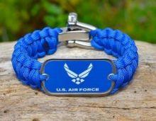 US Air Force Survival Bracelet