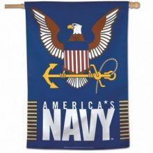 America's Navy Vertical Banner