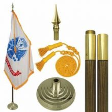 Mounted Army Flag Sets