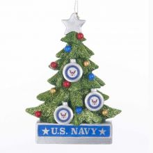 U.S. Navy Christmas Tree Ornament