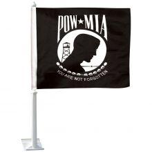 POW/MIA - Car Flag