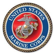 USMC Seal Magnet