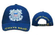 U.S. Coast Guard Always Ready Cap