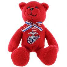 USMC Beanie Bear
